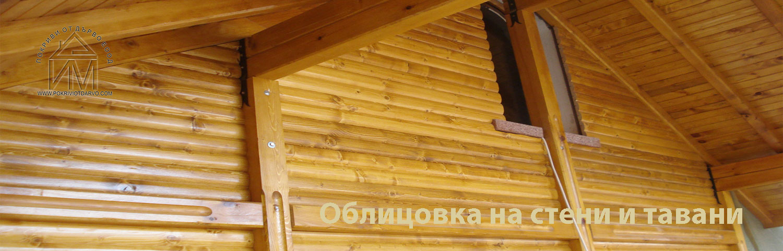 Steni i tavani
